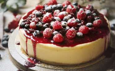 millet-cheesecake